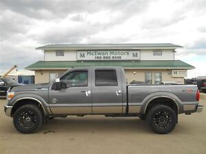 2011 Ford F-350 Lariat Diesel Lifted