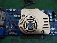 Gigabyte GV-N59X128D A G P Video card