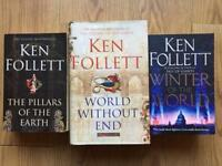 Ken Follett Books
