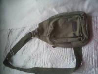 Small over-shoulder man bag (brand new)