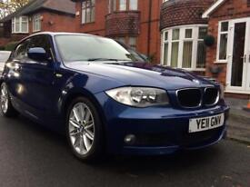 Bmw 1 series coupe m sport