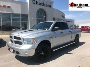2016 Ram 1500 Outdoorsman/ POWER SUNROOF/LOW KMS/$136 WKLY
