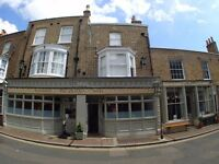 The Falstaff Ramsgate is seeking full time front-of-house staff