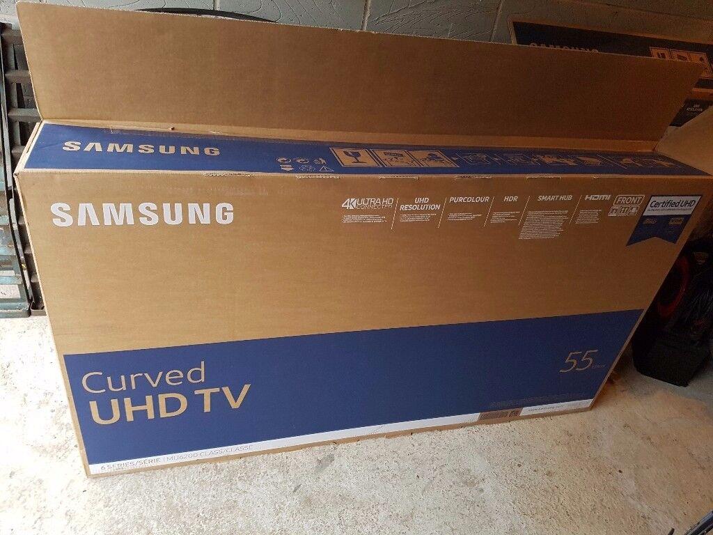 Damage Samsung 55