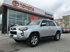 2015 Toyota 4Runner NAVIGATION, LEATHER INTERIOR, SR5