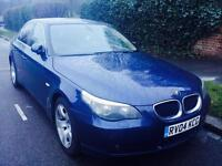 2004 BMW 520i SE Automatic 4 door WITH FULL SERVICE HISTORY