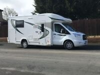 Motorhome rental in Bristol from £125 per night