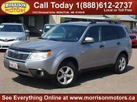 2010 Subaru Forester PZEV Activity Package