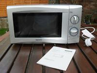 Sanyo Microwave Oven, EM-S105AW. Unused.