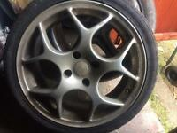 RS Alloys for sale 17""