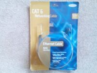 50ft Belkin Male/Male Gold Series Ethernet Cable