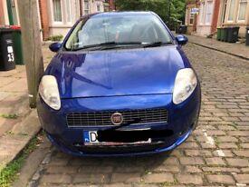RHD Polish plates Grande Punto not LHD