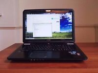 """High-end 17.3"""" laptop, MSI GT70 Steel Series, video GTX 970m, 16GB DDR, 128GB SSD + 1TB HDD, Win 8.1"""