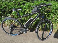 Bargain Carrera Crossfire-E Electric Bike 21inch