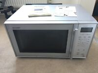 Sharp R-798M Microwave Oven with Grill