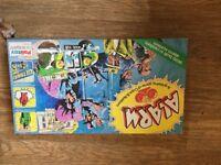 Vintage 1960's board game ALarm