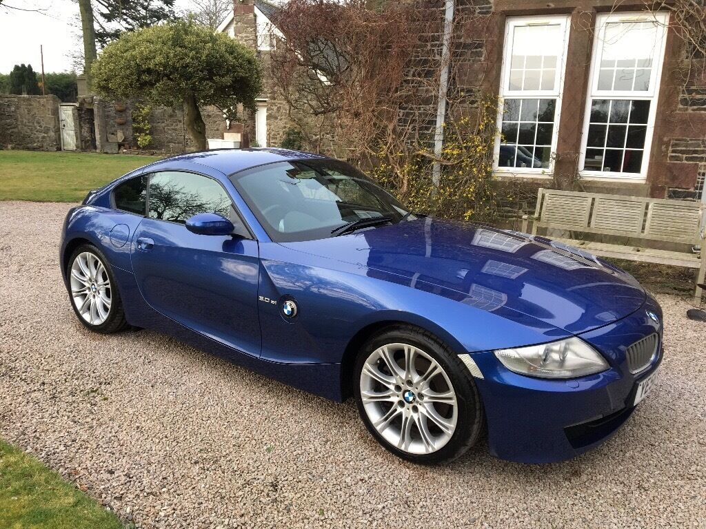 bmw z4 coupe 3 0 si sport 52 000 miles sat nav xenon headlights in turriff aberdeenshire. Black Bedroom Furniture Sets. Home Design Ideas