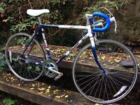 Raleigh 'winner' vintage racer racing bike
