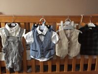 Baby boys clothes bundle