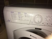 Hot point washer/dryer