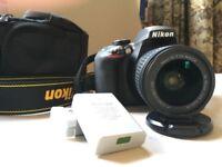 Perfect Nikon D3300 Digital SLR Camera