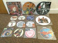 "Bundle job lot Vinyl Records 7""10""12"" LPs singles (Delivery possible) East London"