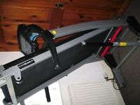 Roger Black Treadmill hardly used - Excellant condition