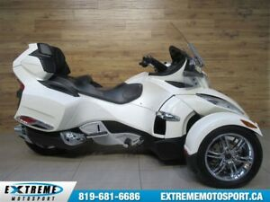 2012 Can-Am Spyder RT SE5 Limited 84,55$/SEMAINE