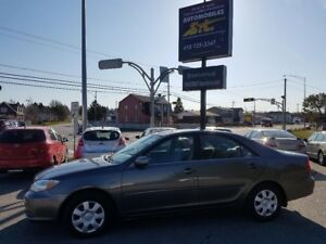 2002 Toyota Camry LE/XLE