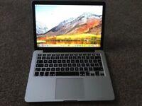 Macbook A1502 mac pro Retina late 2013 - 2014 model laptop