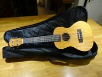 "Nearly new ""Concert"" Ukulele."