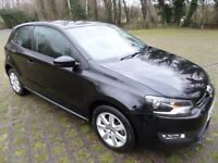 2013 VOLKSWAGEN POLO 1.2TDI MATCH EDITION.*£20 TAX*FINANCE AVAILABLE*