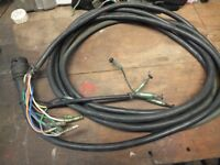 8 pin outboard engine wiring loom