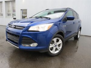 2013 Ford Escape SE, 4X4, LEATHER, NAV, PAN SUNROOF.