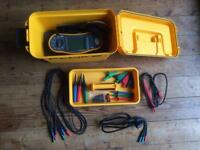 FLUKE 1652C (1652 C) Multifunctional Electrical Installation Tester (EXCELLENT CONDITION) RRP £966