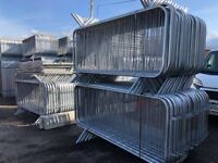 🎆New Pedestrian Barriers * Top Quality