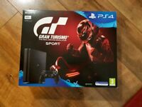 sony PlayStation 4 ps4 with gran turismo new sealed