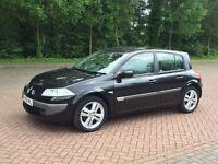Renault Megane Expression 1.6 VVT , LOW MILEAGE 66K