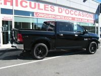 2014 Ram 1500 DIESEL SLT OUTDOORSMAN edition black mag's 20'' no