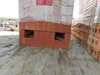 Wienerberger sunset red multi stock building bricks 14 packs available