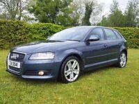 2010 Audi A3 Sportback Tdi Sport *Finance Available* a4 sline leon golf