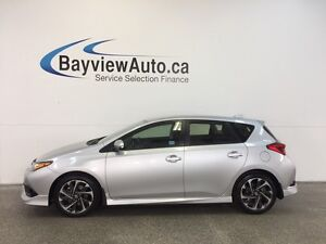 2016 Scion IM - 1.8L! ALLOYS! PIONEER SOUND! REV CAM! CRUISE!