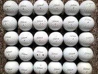 30 Titleist PROV1s all in excellent condition