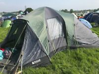 Outwell Hartford L Tent 6 man tent