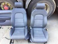 Audi A3 8p 3dr sport blue seats 2003-2011