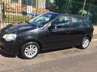 VOLKSWAGEN POLO HATCHBACK 1.4 5dr Automatic