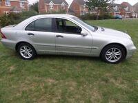 Mercedes Benz C CLASS 2001 2.0 Petrol Good Condition