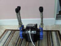Shower pump Grundfos /Watermill. Model PR50D