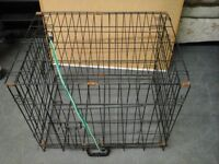 Small Folding puppy cage