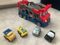 Megablocks truck set